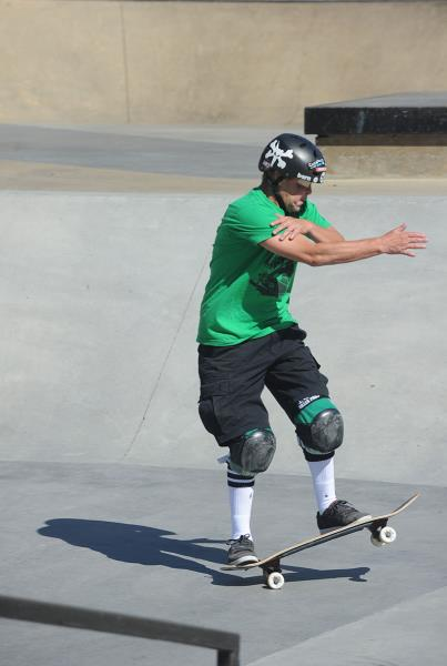 Mike Rogers Frontside 360's