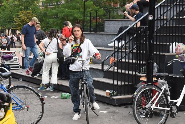 Copenhagen 2017 Extras - Biker Jereme