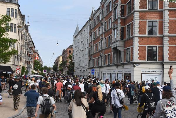 Copenhagen 2017 Extras - Next Spot