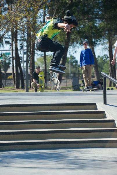 Jake Sykes Switch Flip GFL Lakeland