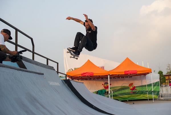Vert World Championships - FS Ollie