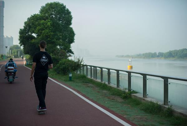 Vert World Championships - Hazy River
