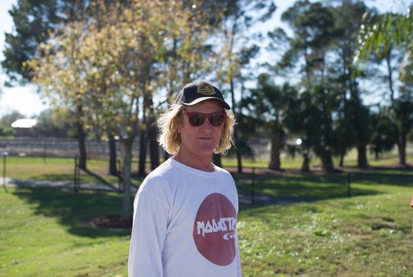 Brandon Starr Buck Smith Portrait