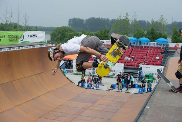 Vert World Championships - Skate Teacher