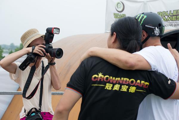 Vert World Championships - Fans
