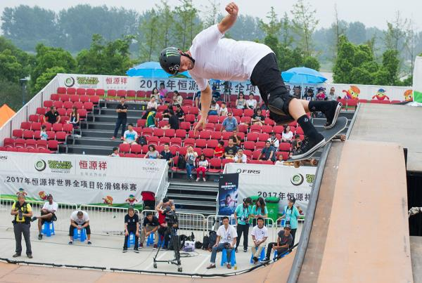 Vert World Championships - Back Smith