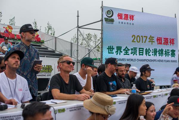 Vert World Championships - Juges
