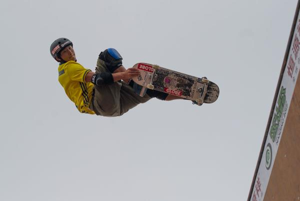 Vert World Championships - Killing It