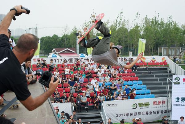 Vert World Championships - Vert 540