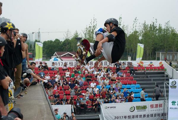 Vert World Championships - FS Ollie Floater