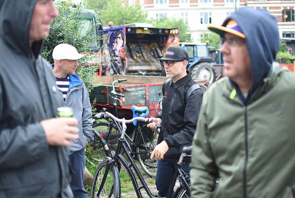 Copenhagen 2017 Even More Extras - Bike Scene