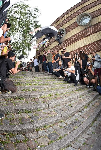 Copenhagen 2017 Even More Extras - Back Heel