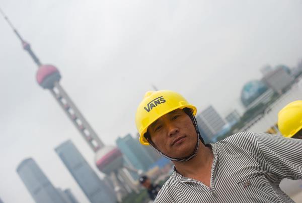 Vans Park Series Shanghai - Construction