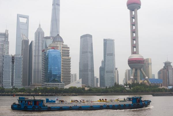 Vans Park Series Shanghai - Busy River