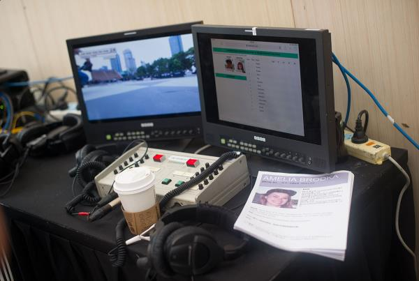 Vans Park Series Shanghai - Broadcaster