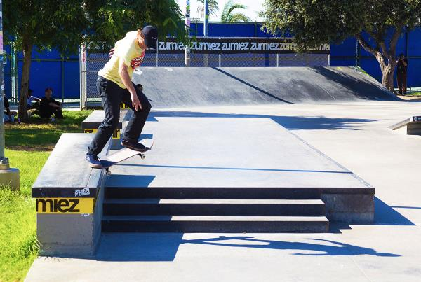 The Boardr Am at Los Angeles 2017 - Fakie Crook