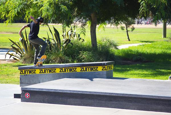 The Boardr Am at Los Angeles 2017 - Switch Front Crook