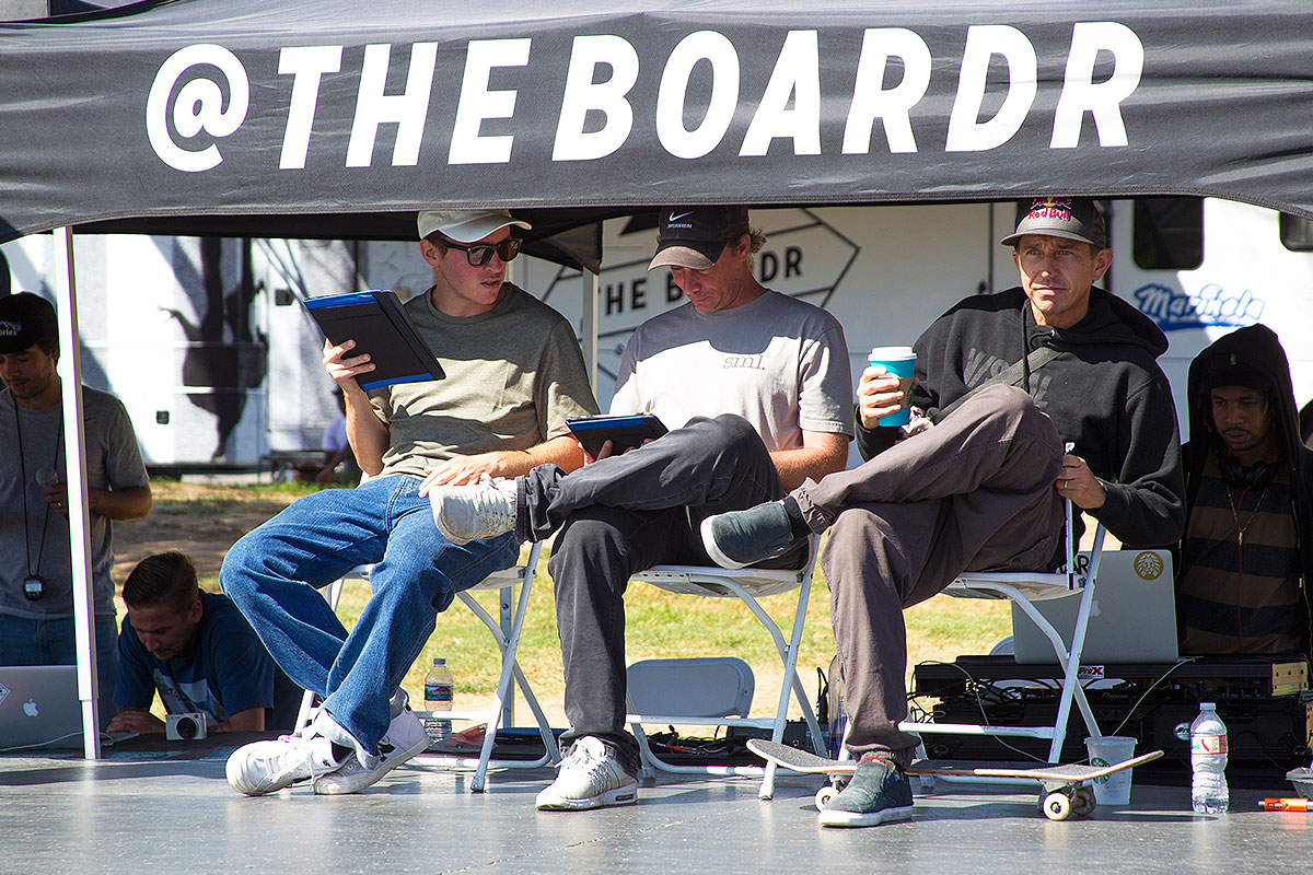 The Boardr Am at Los Angeles 2017 - Judges
