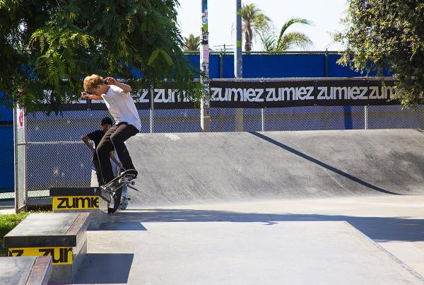 The Boardr Am at Los Angeles 2017 - Switch Crook