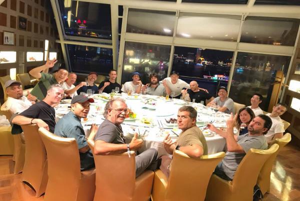 Vans Park Series Shanghai Dinner