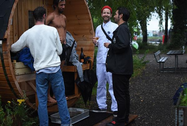 Copenhagen 2017 Even More Extras - Sunday Sauna