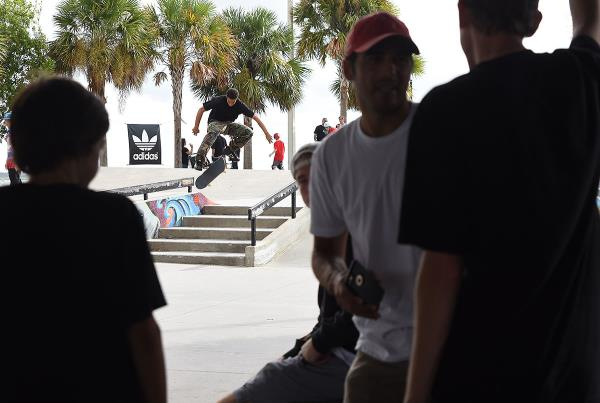 Grind for Life at Bradenton 2017 - 360 Flip