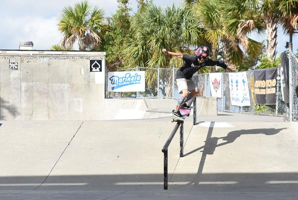 Grind for Life at Bradenton 2017 - Back 50-50