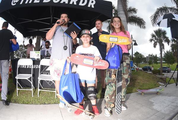 Grind for Life at Bradenton 2017 - Street Girls Division