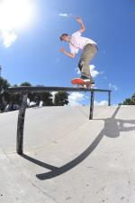 Grind for Life at Bradenton 2017 - Back 50-50 Reese