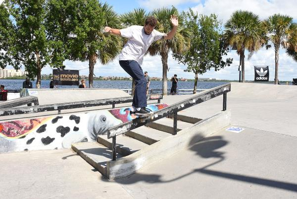 Grind for Life at Bradenton 2017 - Front Board