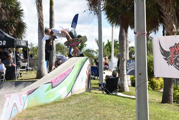 Grind for Life at Bradenton 2017 - Back Boneless