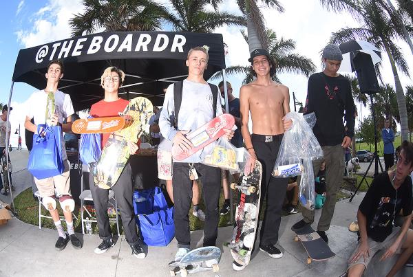 Grind for Life at Bradenton 2017 - Street 16 to 29