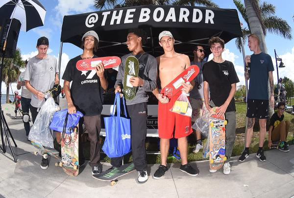 Grind for Life at Bradenton 2017 - Street Sponsored