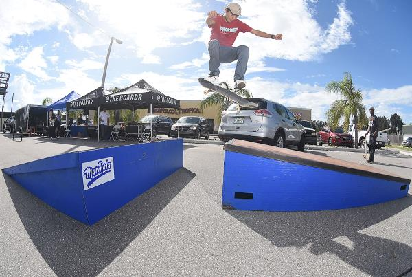 Marinela Demos in Florida - Bank to Bank