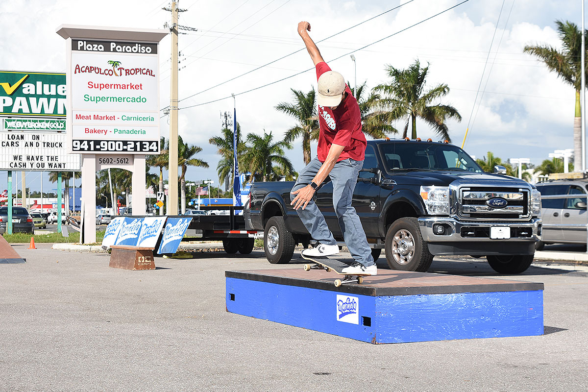 Marinela Demos in Florida - BSNG