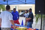 Marinela Demos in Florida - Post Lunch Break