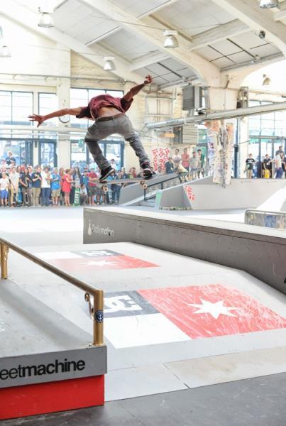 Tommy Fynn Backside Flip at Copenhagen Pro