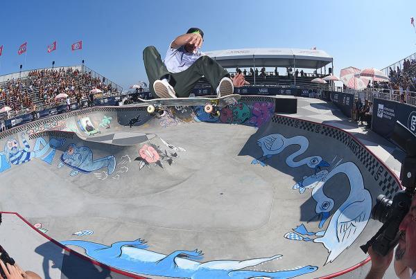 Extras from Huntington Beach VPS - Cory FS Flip