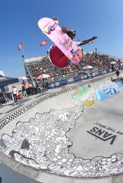 Extras from Huntington Beach VPS - Zion FS Air