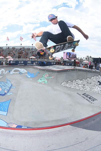 Extras from Huntington Beach VPS - Sorgente FS Ollie