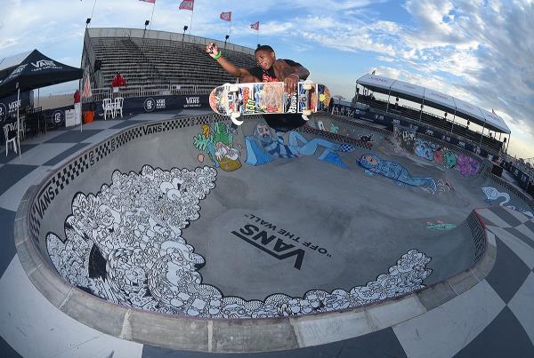 Extras from Huntington Beach VPS - Ishod FS Air