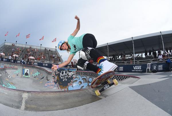 Extras from Huntington Beach VPS - Bryce Feeble