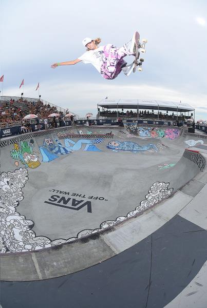 Extras from Huntington Beach VPS - Ivan FS Air