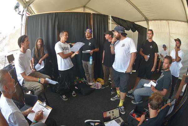 Extras from Huntington Beach VPS - Rob Scoring Meeting