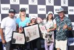 Extras from Huntington Beach VPS - Steve and Winners
