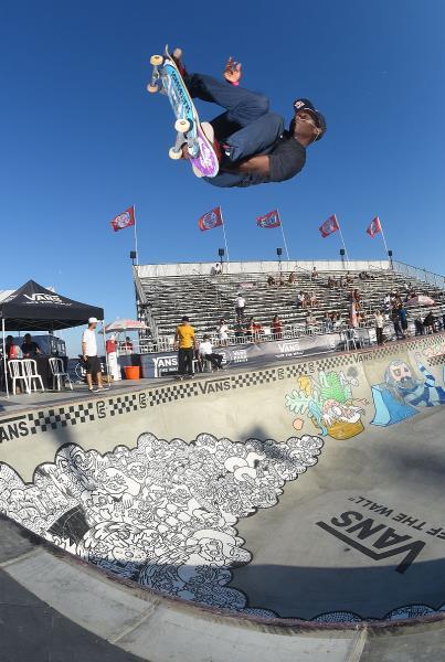 Extras from Huntington Beach VPS - Zion 540