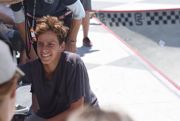 Extras from Huntington Beach VPS - Jagger on Deck