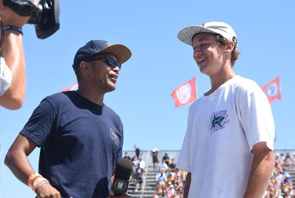 Extras from Huntington Beach VPS - Tristan and Dune