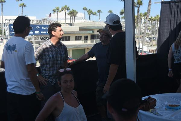 Extras from Huntington Beach VPS - Lance on Deck