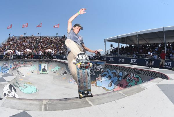 Extras from Huntington Beach VPS - Cory Front Blunt